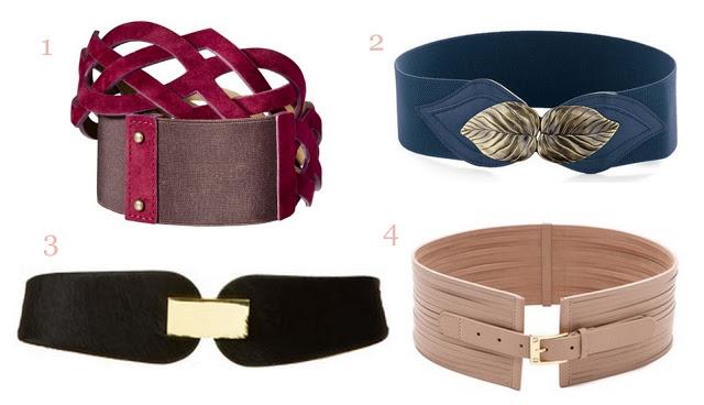 belts girls should own