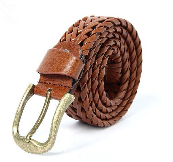 men's pu belt